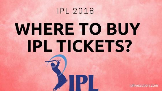 where to buy IPL tickets