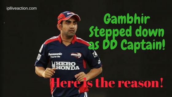gambhir-resigned-dd-captain
